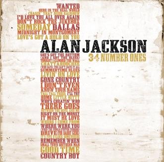 Download Wanted Alan Jackson MP3