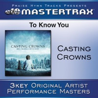 To Know You (Performance Track) - EP album download
