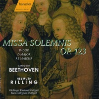 Mass in D Major, Op. 123,