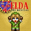 Zelda the Musical Alternate Ending (feat. Andrew Huang, Corey Vidal, Leah Daniels & Tay Zonday) - Single album cover
