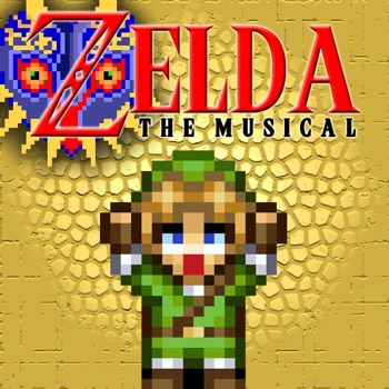 Zelda the Musical Alternate Ending (feat. Andrew Huang, Corey Vidal, Leah Daniels & Tay Zonday) - Single by Mitchell Moffit album download