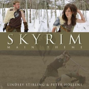 Download Skyrim (Main Theme) Lindsey Stirling & Peter Hollens MP3