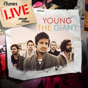 ITunes Live from SoHo by Young the Giant album download