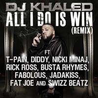 All I Do Is Win (Remix) [feat. T-Pain, Diddy, Nicki Minaj, Rick Ross, Busta Rhymes, Fabolous, Jadakiss, Fat Joe, Swizz Beatz] mp3 download