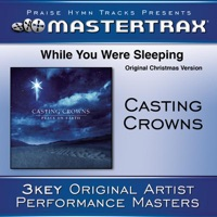 While You Were Sleeping (Original Christmas Version) [Performance Track Demo] mp3 download