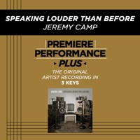 Speaking Louder Than Before (Premiere Performance Plus Track) - EP album download