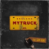 My Truck (feat. Sam Hunt) [Remix] by Breland MP3 Download