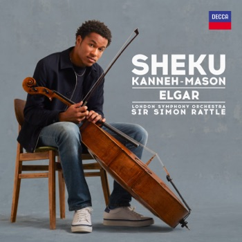 Elgar by Sheku Kanneh-Mason, London Symphony Orchestra & Sir Simon Rattle album download