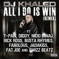 All I Do Is Win (Remix) [feat. T-Pain, Diddy, Nicki Minaj, Rick Ross, Busta Rhymes, Fabolous, Jadakiss, Fat Joe & Swizz Beatz] mp3 download
