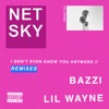 I Don't Even Know You Anymore (feat. Bazzi & Lil Wayne) [Remixes] - EP album cover