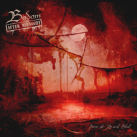 Download Paint the Sky with Blood by Bodom After Midnight album