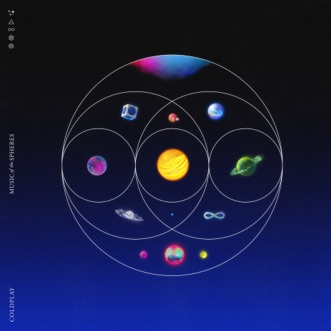 Music of the Spheres by Coldplay album download