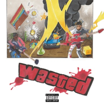 Wasted (feat. Lil Uzi Vert) - Single by Juice WRLD album download
