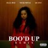 Boo'd Up (Remix) - Single album cover