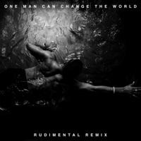 One Man Can Change the World (feat. Kanye West & John Legend) [Rudimental Remix] - Single album download