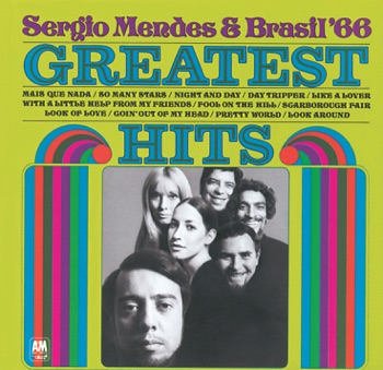 Download The Look of Love Sergio Mendes & Brasil '66 MP3