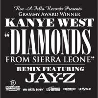 Diamonds from Sierra Leone (Remix) - Single album download