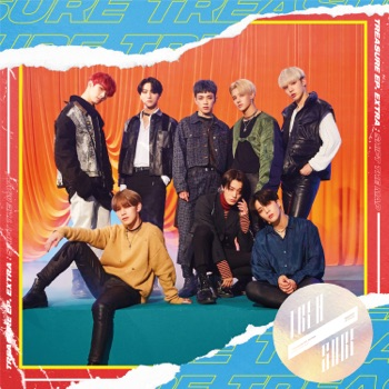 TREASURE EP. EXTRA : Shift the Map by ATEEZ album download
