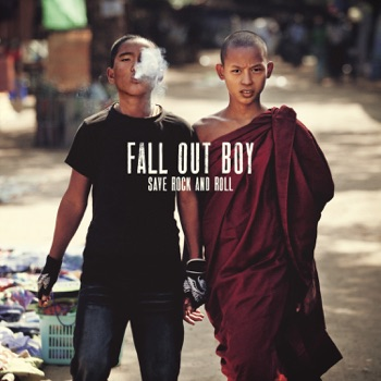 Save Rock and Roll by Fall Out Boy album download