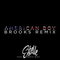American Boy (feat. Kanye West) [Brooks Remix] - Single album download