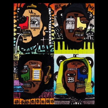 Dinner Party by Terrace Martin, Robert Glasper, 9th Wonder & Kamasi Washington album download