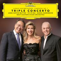 Download Beethoven: Triple Concerto & Symphony No. 7 (Live) by Anne-Sophie Mutter, Yo-Yo Ma, Daniel Barenboim & West-Eastern Divan Orchestra album