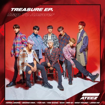 Treasure EP. Map to Answer by ATEEZ album download