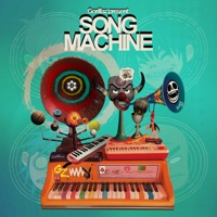 Download Song Machine, Season One: Strange Timez (Deluxe) - Gorillaz