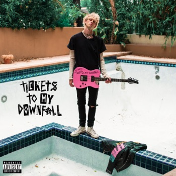 Tickets To My Downfall by Machine Gun Kelly album download
