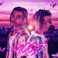 Mood (feat. iann dior) - 24kGoldn MP3 Download