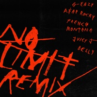 No Limit (feat. A$AP Rocky, French Montana, Juicy J & Belly) [Remix] mp3 download