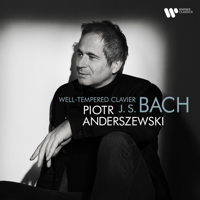 Download Bach: Well-Tempered Clavier, Book 2 (Excerpts) by Piotr Anderszewski album
