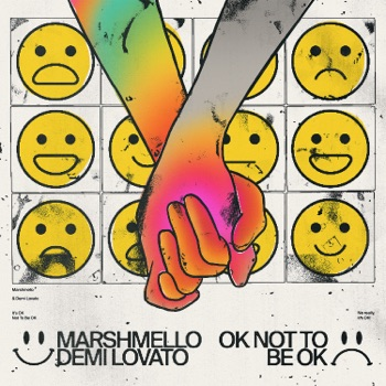 Download OK Not To Be OK Marshmello & Demi Lovato MP3