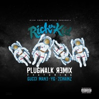 Plug Walk (Remix) [feat. Gucci Mane, YG & 2 Chainz] mp3 download