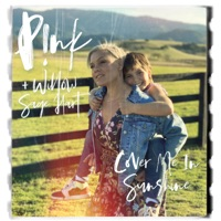 Cover Me In Sunshine by P!nk & Willow Sage Hart MP3 Download
