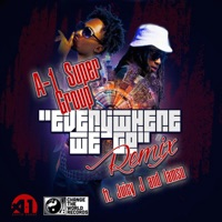 Everywhere We Go (feat. Juicy J & IamSu!) [Remix] - Single album download