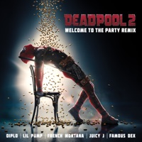 Welcome to the Party (feat. Lil Pump, Juicy J, Famous Dex & French Montana) [Remix] mp3 download