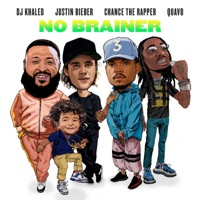 No Brainer (feat. Justin Bieber, Chance the Rapper & Quavo) - Single album download