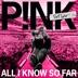 All I Know So Far: Setlist album cover