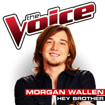 Hey Brother (The Voice Performance) - Single by Morgan Wallen album download