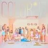 COLOR*IZ album cover