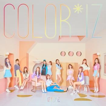 COLOR*IZ by IZ*ONE album download