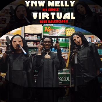 Download Virtual (Blue Balenciagas) YNW Melly MP3
