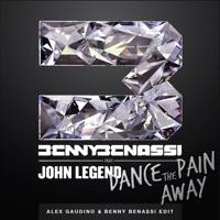 Dance the Pain Away (feat. John Legend) [Alex Gaudino & Benny Benassi Edit] - Single album download