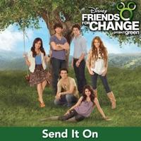 Send It On (feat. Demi Lovato, Jonas Brothers, Hannah Montana & Selena Gomez) - Single album download