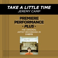Take a Little Time (Performance Tracks) - EP album download