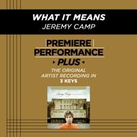 Premiere Performance Plus: What It Means - EP album download