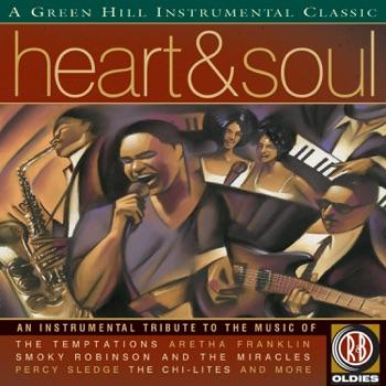 R&B Oldies: Heart & Soul by Jack Jezzro & Sam Levine album download