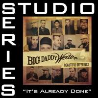 It's Already Done (Studio Series Performance Track) - EP album download